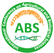 The 5th International Conference on Agricultural and Biological Sciences