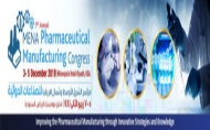 The 5th Annual Mena Pharmaceutical Manufacturing Congress