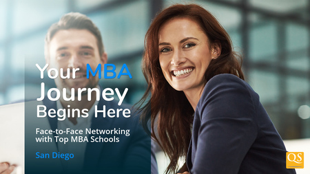 World's Largest MBA Tour is Coming to San Diego - Register for FREE