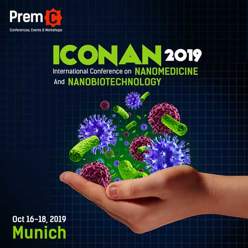 International Conference On Nanomedicine And Nanobiotechnology 2019