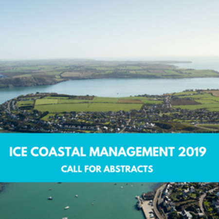 ICE Coastal Management 2019: Call for Papers