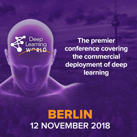 Deep Learning World Berlin 2018