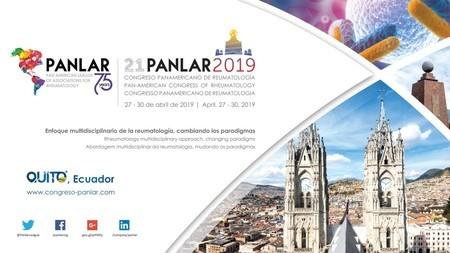 PANLAR 2019 - 21 PAN AMERICAN RHEUMATOLOGY CONGRESS