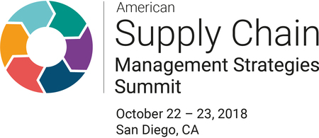 American Supply Chain Management Strategies Summit 2018, San Diego