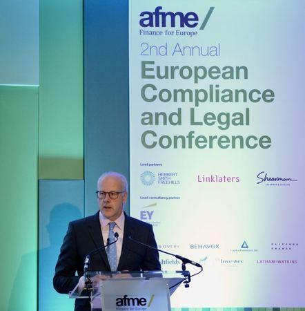 AFME European Compliance and Legal Conference, Paris, 2-4