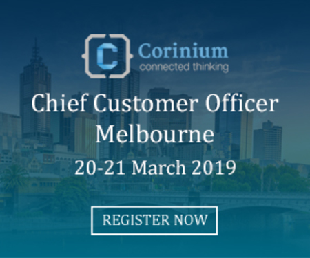 Chief Customer Officer Melbourne Conference 2019