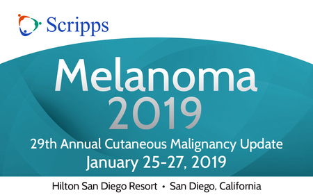 Melanoma 2019 29th Annual Cutaneous Malignancy Update CME Conference