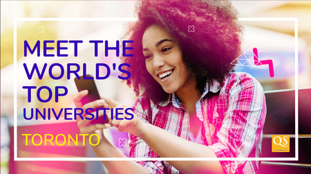 Toronto Graduate Fair - Meet Top US And International Master's Programs