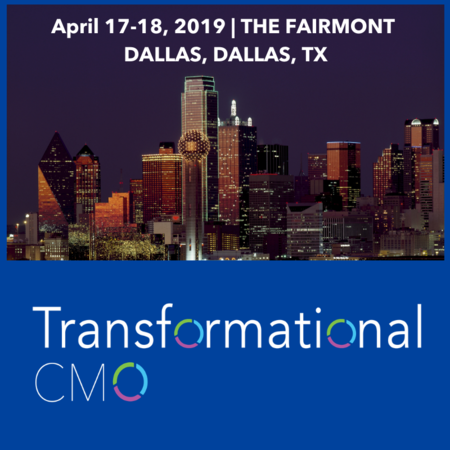 Transformational CMO Assembly in Dallas, Texas - April 2019