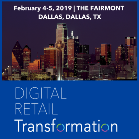 Digital Retail Transformation Assembly in Dallas, Texas - February 2019