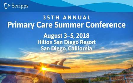 35th Annual San Diego California Primary Care Summer Conference