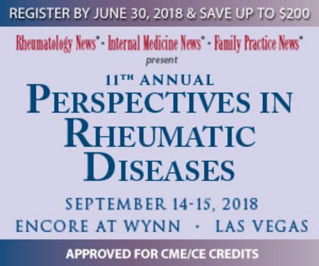 11th Annual Perspectives in Rheumatic Diseases Conference