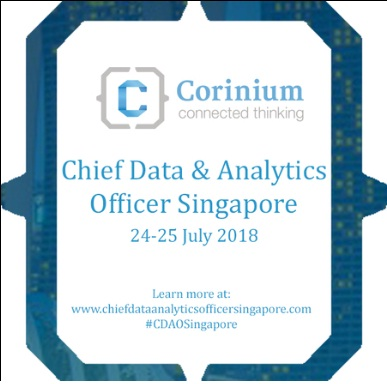 Chief Data and Analytics Officer Singapore Conference 2018
