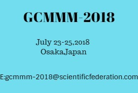 Global Conference on Magnetism and Magnetic Materials