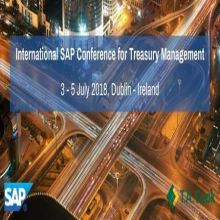 Int. SAP Conference for Treasury Management