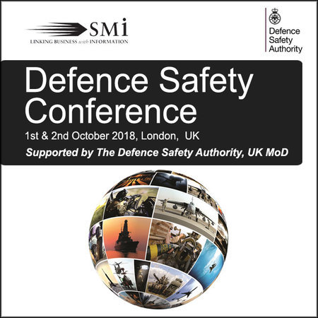 Defence Safety Conference, Supported by The Defence Safety Authority UK MoD