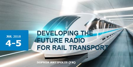 Developing the Future Radio for Rail Transport