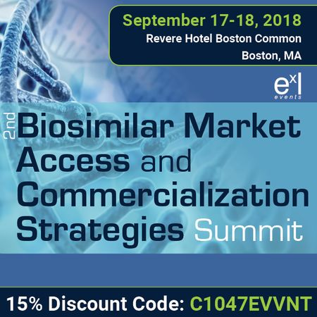 2nd Biosimilar Market Access and Commercialization Strategies Summit