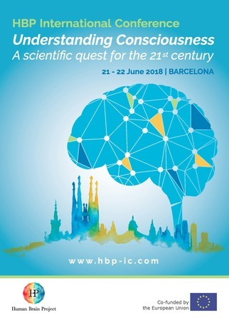 "HBP's first large int. conf. ""Understanding of consciousness"""