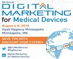 8th Digital Marketing for Medical Devices