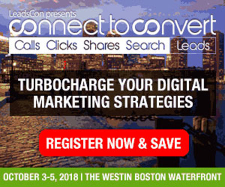 LeadsCon's Connect to Convert 2018
